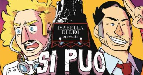 """""""Si può fare!"""": un fumetto italiano racconta la storia di """"Frankenstein Junior"""""""