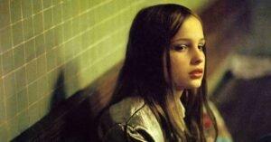 noi i ragazzi dello zoo di berlino film 1981 christiane f natja bronckhurst bambina capelli lunghi rossetto