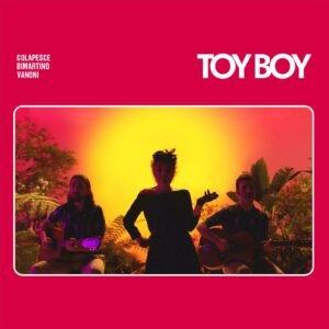 toy boy canzone colapesce dimartino ornella vanoni copertina disco
