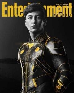 copertina digitale entertainment weekly eternals marvel druig barry keoghan