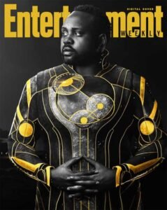 copertina digitale entertainment weekly eternals marvel phastos
