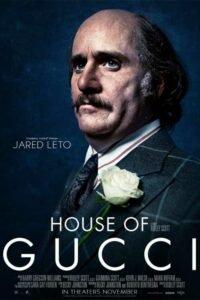house of gucci character poster personaggi paolo gucci jared leto