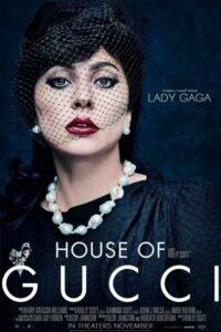 house of gucci character poster personaggi lady gaga patrizia reggiani