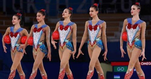 Anime alle Olimpiadi di Tokyo 2020: l'Uzbekistan di ginnastica ritmica e Sailor Moon